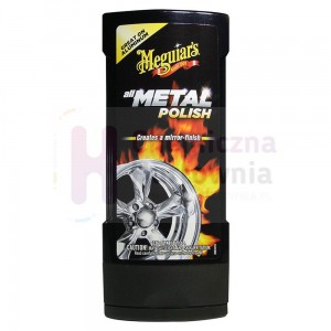 Pasta do polerowania metalu MEGUIAR'S All Metal Polish - 236 ml
