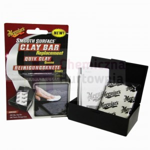 Glinka Meguiar's Smooth Surface Clay Bar Replecement - 50 g
