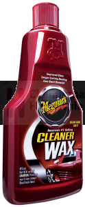 Wosk w płynie MEGUIAR'S Cleaner Wax Liquid - 473 ml
