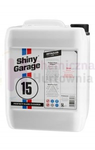 Płyn do Mycia Szyb SHINY GARAGE Perfect Glass Cleaner - 5 L