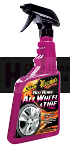 Środek do czyszczenia felg i opon MEGUIAR'S Hot Rims All Wheel & Tire Cleaner - 710 ml