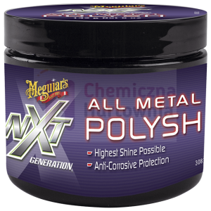 Środek do polerowania metalu MEGUIAR'S NXT Generation All Metal Polish - 142 g