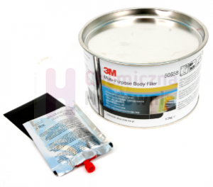 Szpachlówka uniwersalna 3M 50658 Multi Purpose Body Filler - 1,5 kg - 6 kpl
