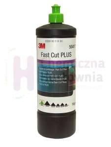 Mleczko polerskie Fast Cut Plus 50417 3M - 1 kg [UK-ENG]
