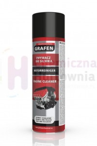 Zmywacz do silnika Grafen - spray - 500 ml