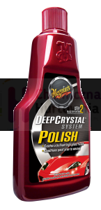 Czysta politura MEGUIAR'S Deep Crystal Polish - 473 ml