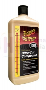 Emulsja polerska ultra ścierna MEGUIAR'S Ultra Cut Compound - 500 ml
