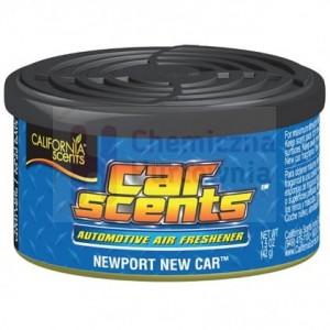 California Scents | Zapach do samochodu | Newport New Car