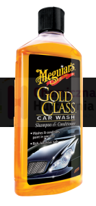 Szampon do mycia pojazdów MEGUIAR'S Gold Class Car Wash Shampoo & Conditioner 16oz - 473 ml